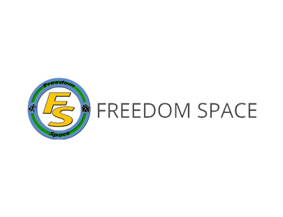 Logo Portfolio - Freedom Space - Andri Sunardi - Freelancer - Web Developer - CEO DIW.co.id