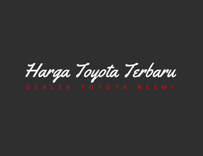 Portfolio - Harga Toyota Terbaru - Andri Sunardi - Freelancer - Web Developer - CEO DIW.co.id