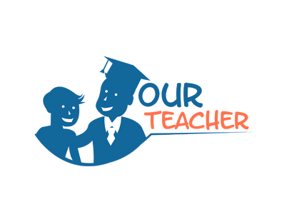 Logo Portfolio - Our Teacher - Andri Sunardi - Freelancer - Web Developer - CEO DIW.co.id
