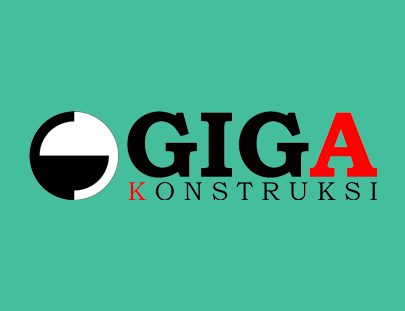 Logo Portfolio - PT Giga Kontruksi - Andri Sunardi - Freelancer - Web Developer - CEO DIW.co.id