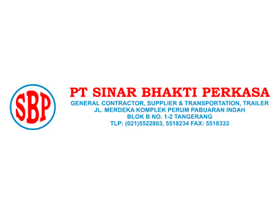Portfolio - PT Sinar Bhakti Perkasa - Andri Sunardi - Freelancer - Web Developer - CEO DIW.co.id